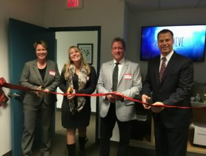 Northampton Mayor David Narkewicz Leads Ribbon Cutting Ceremony at Achieve TMS East's Open House and Grand Opening in Northampton, MA