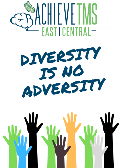 Copy of Colorful Hands World Day for Cultural Diversity Poster copy